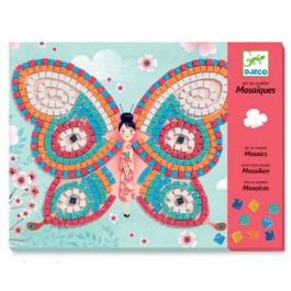 Djeco Mosaïques - Butterflies, cowmakesmoo, djeco, kids toys