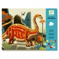 Djeco Mosaïques - Dinosaurs