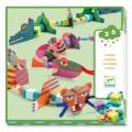 Djeco Design Young children - Threading My animals