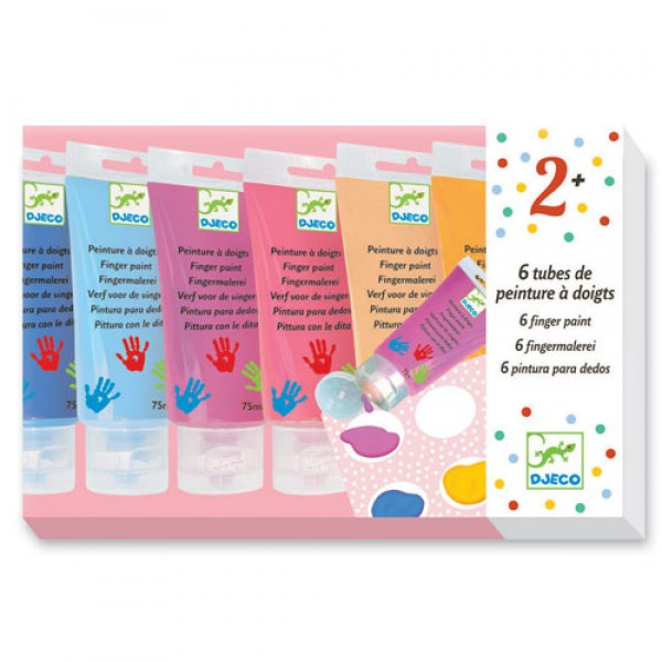 Djeco Finger Painting for kids