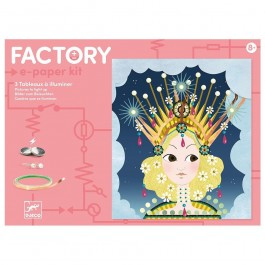 Djeco Κατασκευή Factory 'Τιάρα'