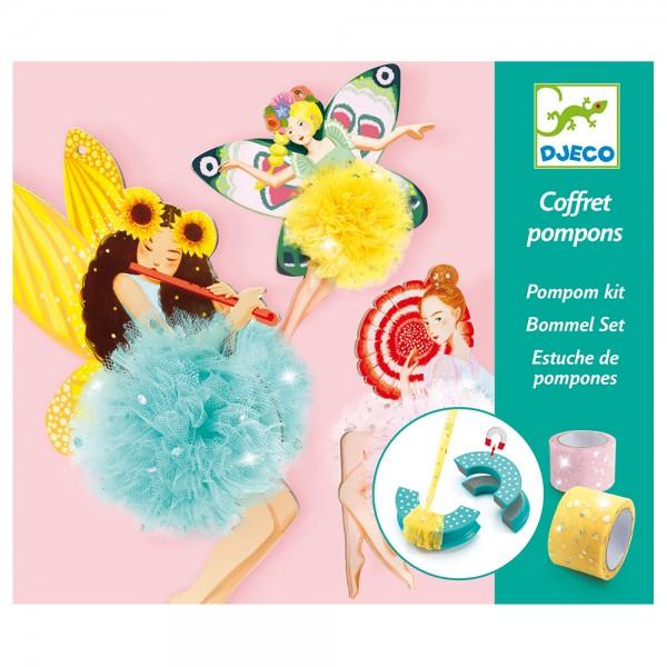 Design Needlework - Wool Fairy Pompoms