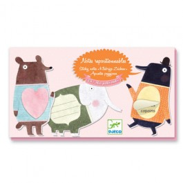 Djeco Sticky Notes - Animals