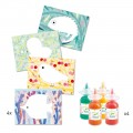 Design For little ones - Painting Squirt and Spread