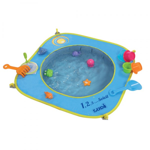 "Ludi Paddling pool ""Beach"""