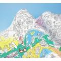 OMG Giant Coloring Roll - 4 Seasons