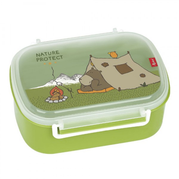 Lunch Box Sammy Samoa, lunch boxes, lunch box, kids accessories, baby accessories, eco friendly accessories, sigikid, back to school, school accessories, accessories for food