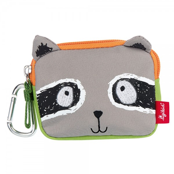 Sigikid Money purse racoon, My first backpack