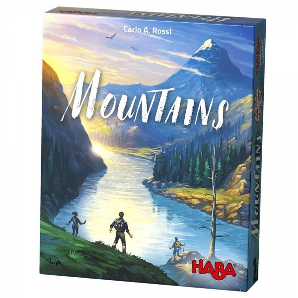 Haba Επιτραπέζιο 'Mountains' ΕΚΠΑΙΔΕΥΤΙΚΑ ΠΑΙΧΝΙΔΙΑ