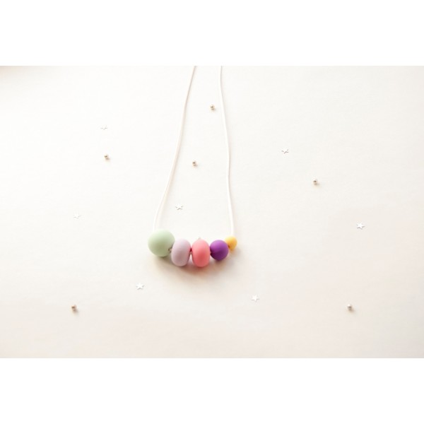 "teething necklace, Galileo ""Mint"""