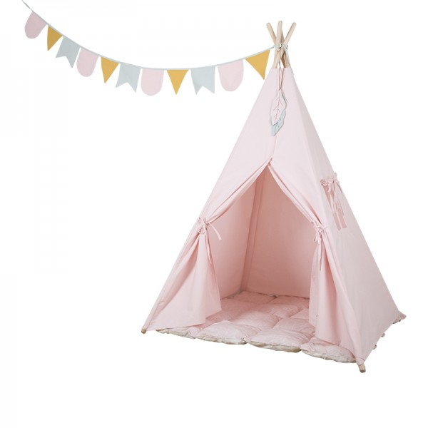 Little Dutch Tipi - Indian Pink