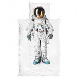 snurk duvet cover - Astronaut, snurk, eco friendly kids, snuck duvet cover, snuck organic, cowmakesmoo,