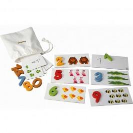 plan toys παιχνιδι εκμαθησης αριθμων