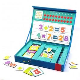 Svoora Μαγνητικό Σετ 'Παίζω με τους Αριθμούς και μαθαίνω τις Πράξεις'