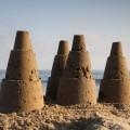 Quut Κουβαδάκια για πύργους στην άμμο - Σετ 3, cow makes moo, παιχνιδια για τη θαλασσα, κουβαδακια για θαλασσα, οικολογικα παιχνιδια για παιδια,