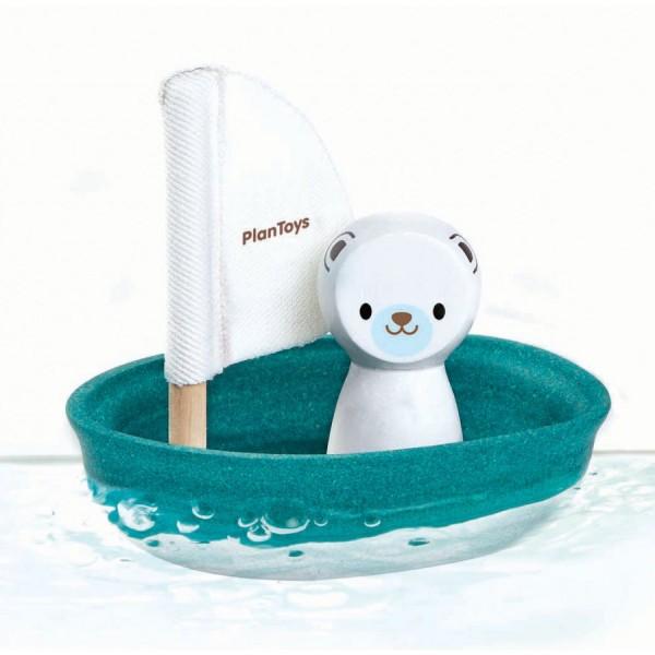 Sailing Boat – Polar Bear