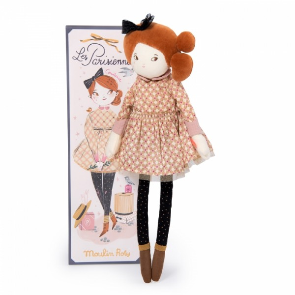 Moulin Roty Doll - Madam Constance Les Parisiennes