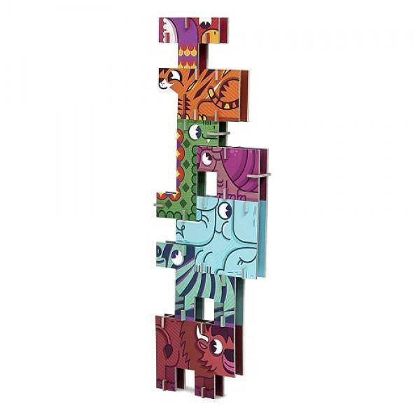 KROOOM Puzzle 3D - Safari