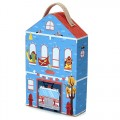 KROOOM Fire Station travel Playlet
