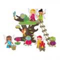 KROOOM 3D Puzzle - Treehouse