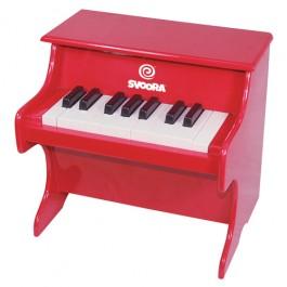 Ξύλινο Πιάνο 1,5 οκτάβα 18 πλήκτρα