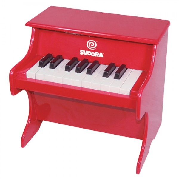 Wooden Classic piano