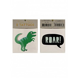 Meri Meri kids Tattoo - Dinosaur