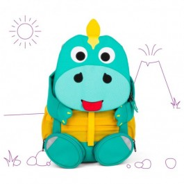 Affenzahn Eco Friendly Kid Backpack - Dinosaur, eco friendly backpacks, backpacks for kindergarten, bags for school, bags for preschool, kids,