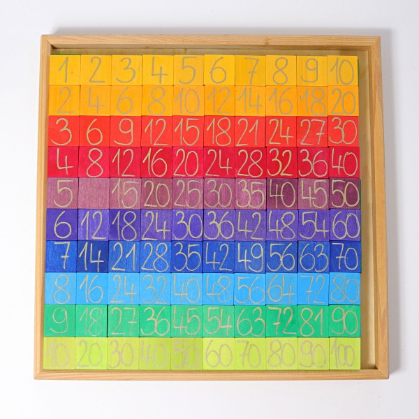 Grimm's Counting with Colors