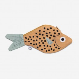 Don Fisher Keychain - Mustard Bream, eco friendly, kids, kids store, fish, fish accessories, don fisher