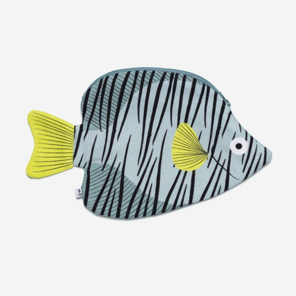 Don Fisher - Green Butterfly Fish
