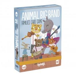 Londji Card Game  Animal Big Band