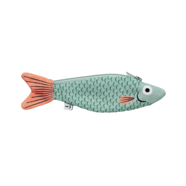 Don Fisher Keychain - Cardenal Mint