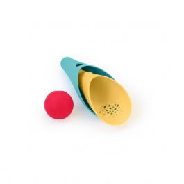 Quut. Φτυάρι-σίτα-μπαλάκι για παιχνίδι στην άμμο (κόκκινο) ΠΑΙΧΝΙΔΙΑ