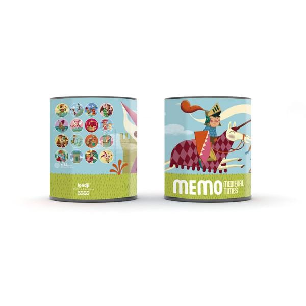londji Memo - Medieval Times