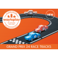 Toy road - Grand Prix - 24 pieces - Way to play, kids road, car road, toys for kids, safe toys for kids, way to play, playing with cars,