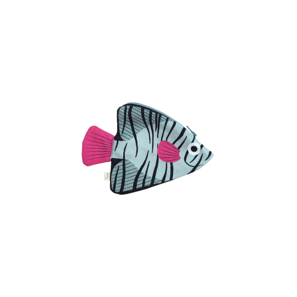 Don Fisher Case - PEQUEÑA MOJARRA VERDE, cow makes moo, kids, kids store, organic clothes, kids accessories, cases, fish cases, fish,