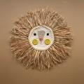 LION CROCHET Natural - Lemon FACE