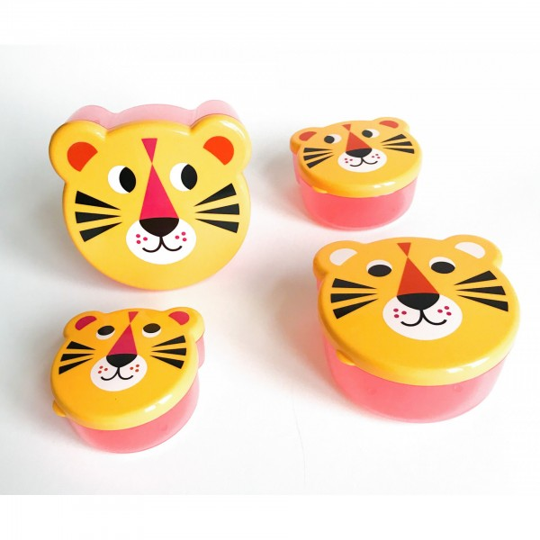 Animal Snack Boxes