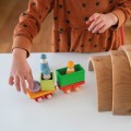 Grimms Building Set Wooden Train