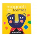 Magnetic game Shapes Les Popipop Moulin Roty