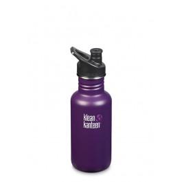 klean kanteen Stainless Steel Water Bottle - Winter Plum