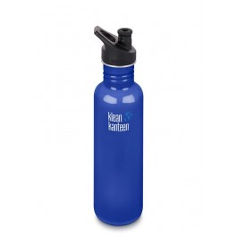 klean kanteen Stainless Steel Water Bottle - Coastal Waters
