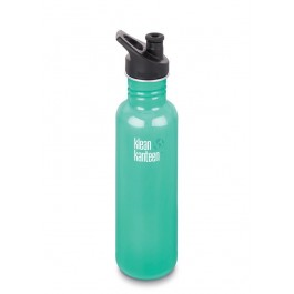 Klean Kanteen Stainless Steel Water Bottle - Sea Crest