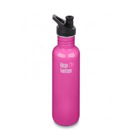 Klean Kanteen Stainless Steel Water Bottle - Wild Orchid