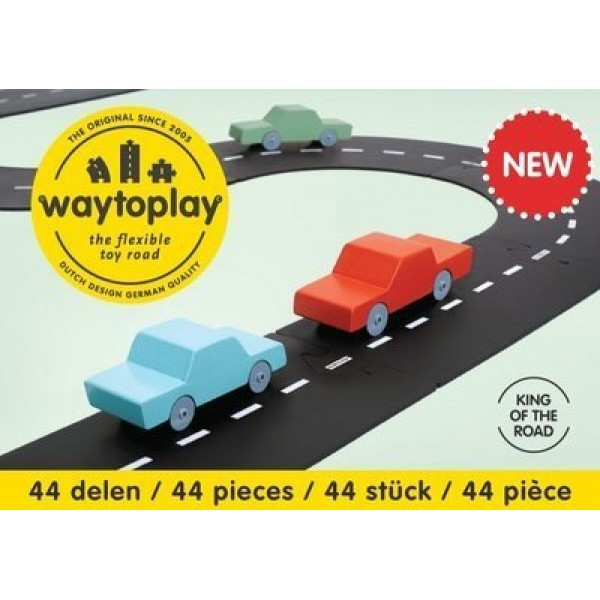 Toy road - king of the road - Way to play, kids road, car road, toys for kids, safe toys for kids, way to play, playing with cars,