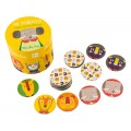 Emotions memory game Popipop Moulin Roty