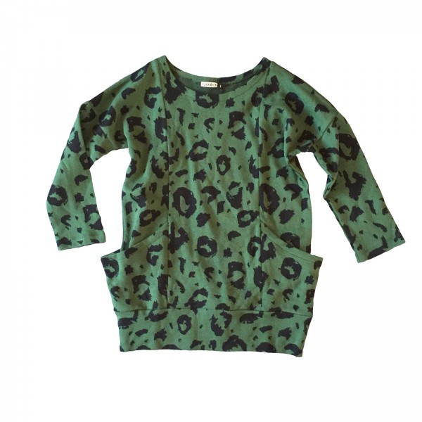 Koolabah - Lo Pocket Dress, organic kids, organic clothes for kids, dresses for kids,