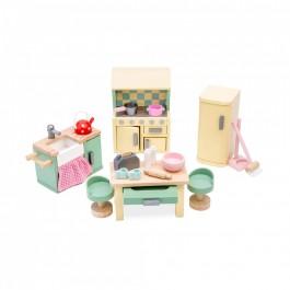 Le Toy Van Κουζίνα Σετ Κουκλόσπιτου