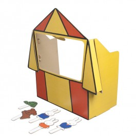 Mister Tody's Miffy Collection - Puppet Theater